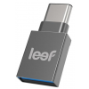 Leef Bridge-C 128GB USB 3.1 + USB 3.1 Type C Fekete