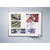 LEGAMASTER PREMIUM mágneses fehértábla (whiteboard), 120x150 cm