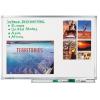 LEGAMASTER Professional mágneses fehértábla (whiteboard) 75x100 cm