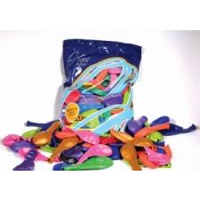Léggömb, 26 cm, vegyes szín party kellék