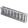 légmennyiség szabályozó szellőzőrácshoz 225x125mm