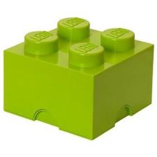 LEGO 2x2 tárolódoboz lime zöld (40031220) lego