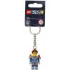 LEGO 853686 - LEGO NEXO Knights Clay minifigura kulcstartó