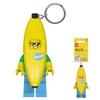 LEGO Banana Guy világító kulcstartó (LGL-KE118)