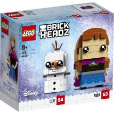 LEGO BrickHeadz Anna és Olaf 41618 lego