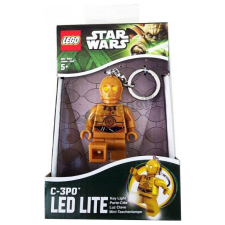 LEGO C-3PO világító kulcstartó (LGL-KE18) kulcstartó