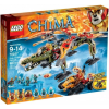 LEGO CHIMA Crominuse király megmentése 70227