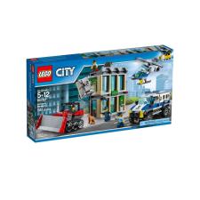LEGO City Buldózeres betörés 60140 lego