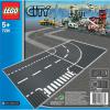 LEGO City - Elágazás és kanyar 7281