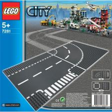 LEGO City - Elágazás és kanyar 7281 lego