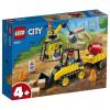 LEGO City Építőipari buldózer (60252)