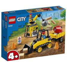 LEGO City Építőipari buldózer (60252) lego