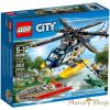 LEGO City Helikopteres Üldözés 60067