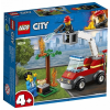 LEGO City - Kiégett grill (60212)