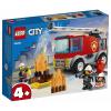 LEGO City Létrás tűzoltóautó (60280)