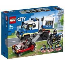 LEGO City Rendőrségi rabszállító (60276) lego