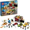 LEGO City Szerelőműhely 60258