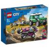 LEGO City Verseny homokfutó szállítóautó (60288)