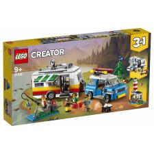 LEGO Creator Családi vakáció lakókocsival (31108) lego