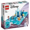 LEGO Disney Elza és a Nokk mesekönyve 43189