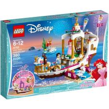 LEGO Disney Princess Ariel királyi ünneplő hajója 41153 lego