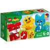 LEGO Duplo 10858 Első házikedvencek kirakóm