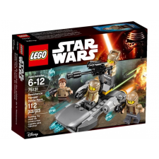 LEGO Ellenállás oldali harci csomag 75131 lego