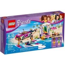 LEGO Friends Andrea versenymotorcsónak szállítója (41316) lego