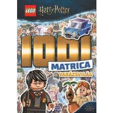 - LEGO HARRY POTTER 1001 MATRICA - VARÁZSVILÁG gyermek- és ifjúsági könyv