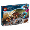 LEGO Harry Potter - Göthe bőröndje a varázslatos lényekkel (75952)