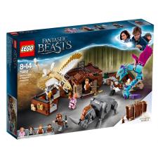 LEGO Harry Potter Göthe bőröndje a varázslatos lényekkel 75952 lego