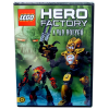 LEGO HERO FACTORY: A vad bolygó DVD