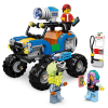 LEGO Hidden Side Jack homokfutója (70428)