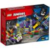 LEGO Juniors 10753 - Joker támadása a Denevérbarlang ellen