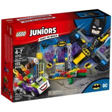 LEGO Juniors 10753 - Joker támadása a Denevérbarlang ellen lego