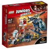 LEGO Juniors The Incredibles 2 - Nyúlányka üldözése a háztetőn (10759)