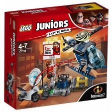 LEGO Juniors The Incredibles 2  Nyúlányka üldözése a háztetőn 10759 lego