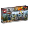 LEGO Jurassic World - Dilophosaurus támadás az előörs ellen 75931