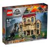 LEGO Jurassic World Dühöngő indoraptor a Lockwood birtokon 75930