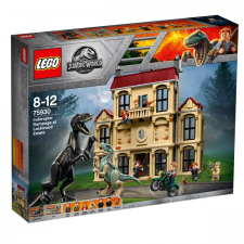 LEGO Jurassic World Dühöngő indoraptor a Lockwood birtokon 75930 lego