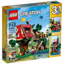 LEGO Kalandok a lombházban 31053 lego