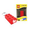 LEGO kocka elemes LED világító kulcstartó piros (LGL-KE5-R)