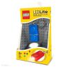 LEGO LEGO 2x1-es kék kocka világító kulcstartó (LGL-KE52B)