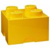 LEGO LEGO 2x2 tárolódoboz - sárga (40031732)