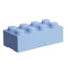 LEGO LEGO 2x4 tárolódoboz - világos kék (40041736)