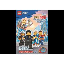 LEGO Lego City - City kalandok - Több mint 500 áthelyezhető matrica! irodalom