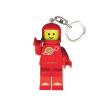 LEGO LGL-KE10-R - LEGO Classic űrhajós világító kulcstartó - piros
