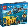 LEGO Mélytengeri irányító bázis 60096