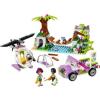 LEGO Mentés a dzsungelhídon