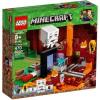 LEGO Minecraft Az Alvilág kapu 21143